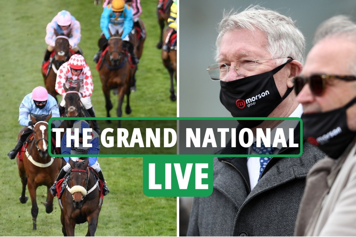 Grand National 2021 LIVE RESULT: Rachael Blackmore becomes ...